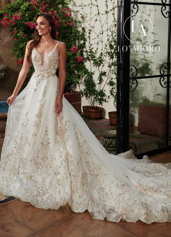 Color Lo Adoro Bridal Dresses - Style - M744