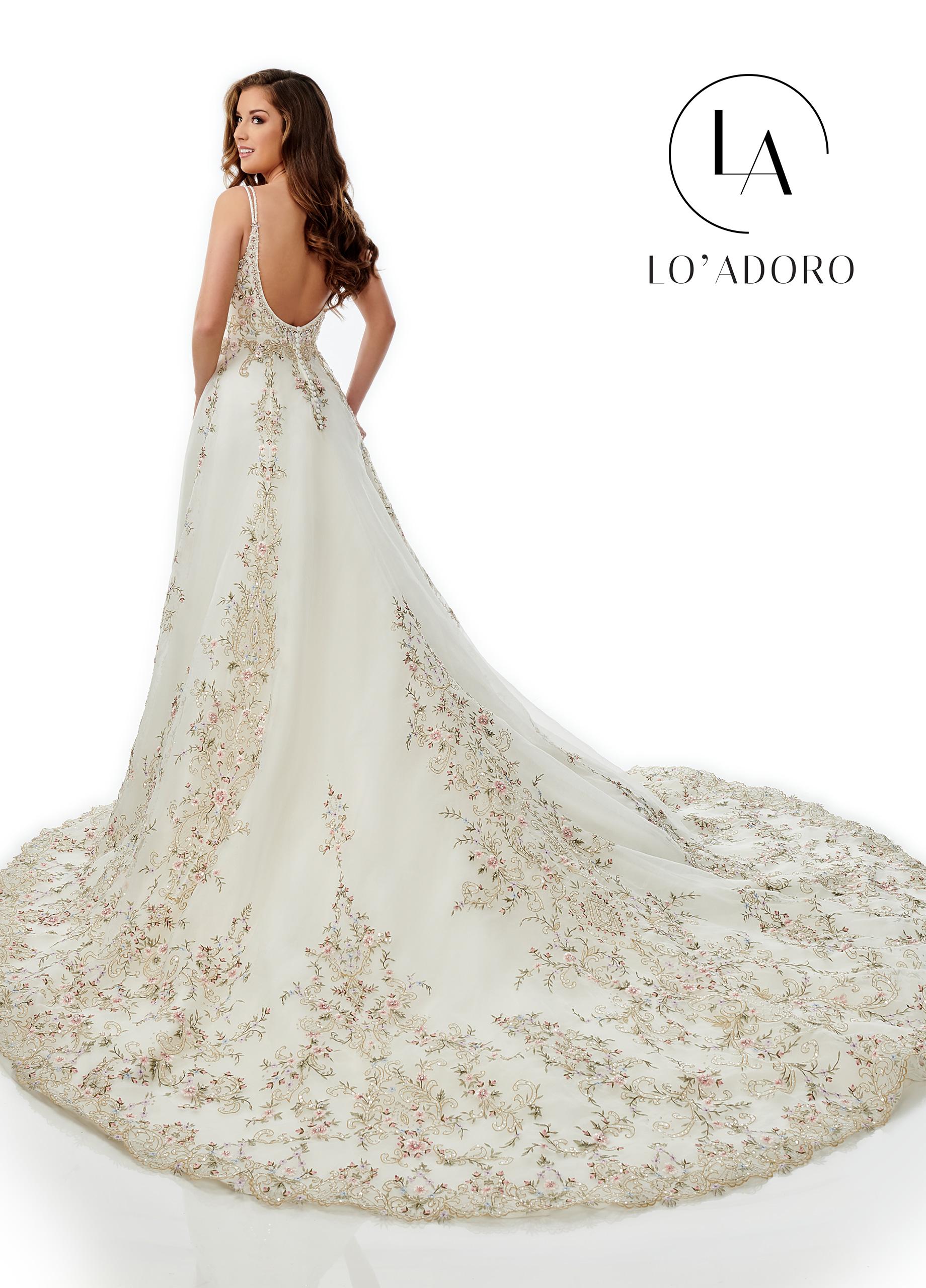 Lo Adoro Bridal Dresses | Lo' Adoro | Style - M744