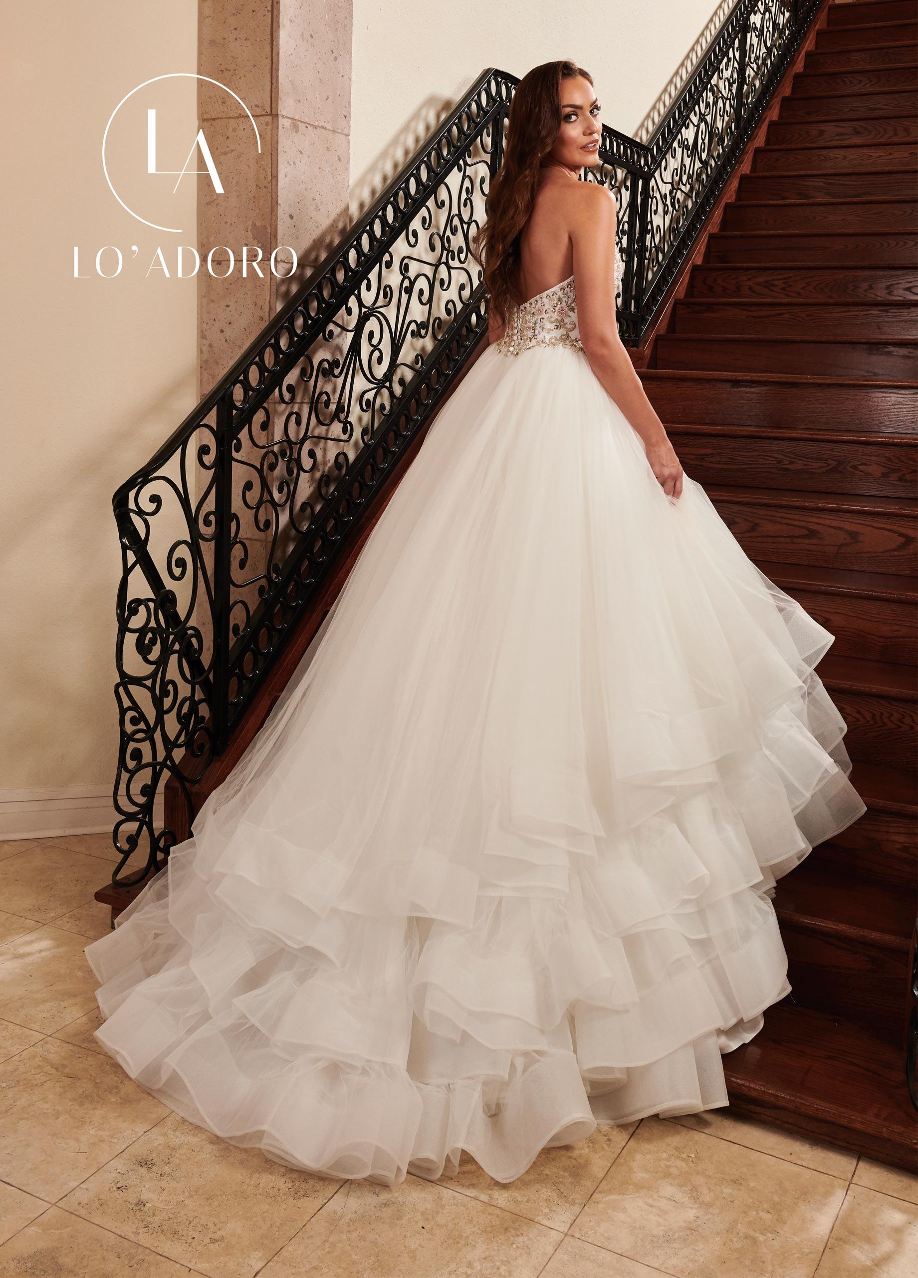 Lo Adoro Bridal Dresses | Lo' Adoro | Style - M745