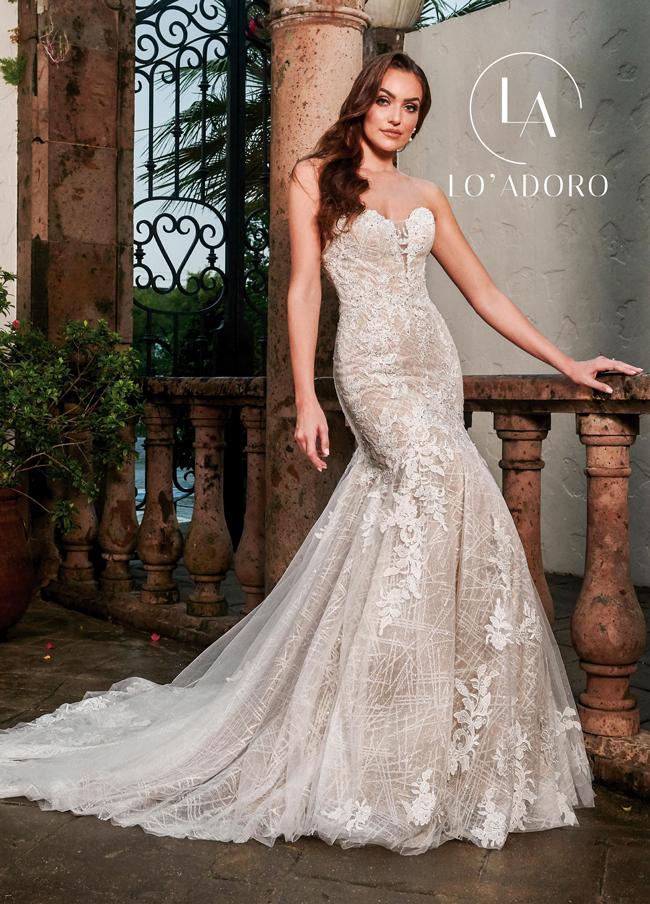 Color Lo Adoro Bridal Dresses - Style - M746