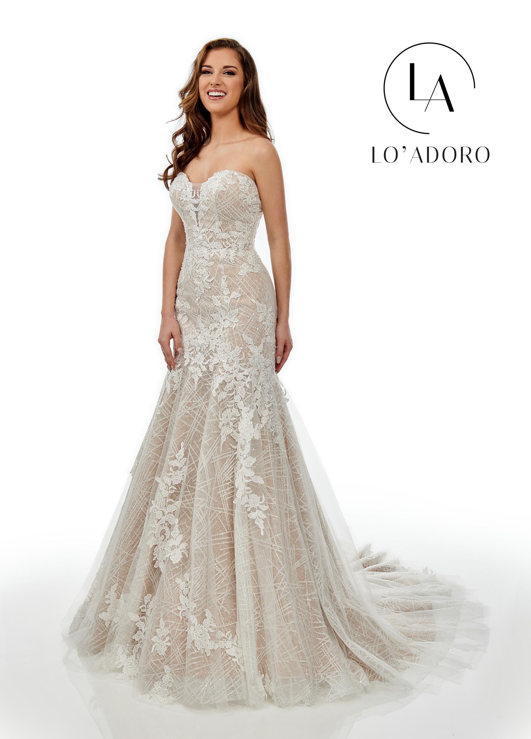Lo Adoro Bridal Dresses | Lo' Adoro | Style - M746
