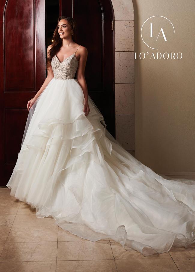 Color Lo Adoro Bridal Dresses - Style - M747