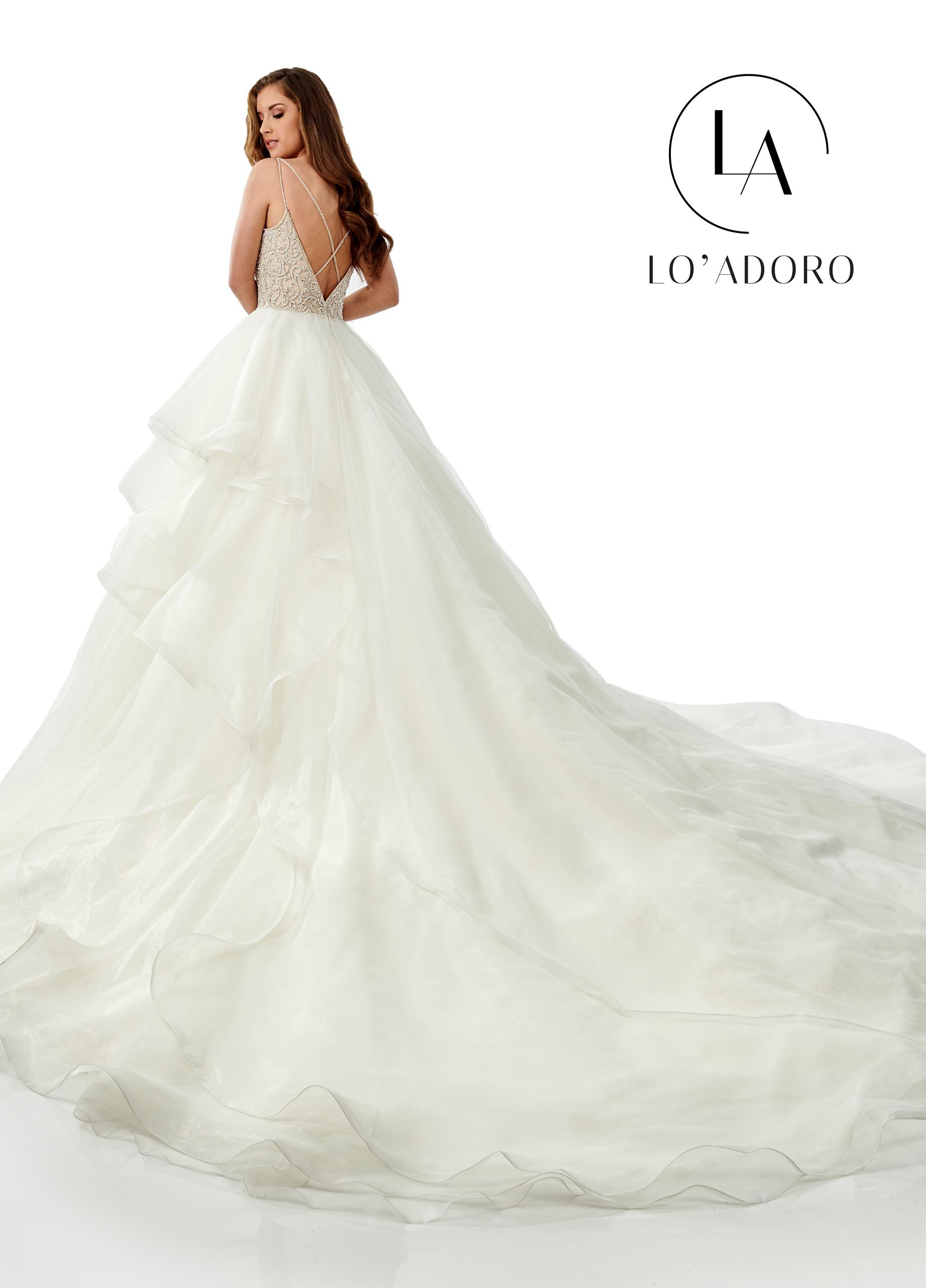 Lo Adoro Bridal Dresses   Lo' Adoro   Style - M747