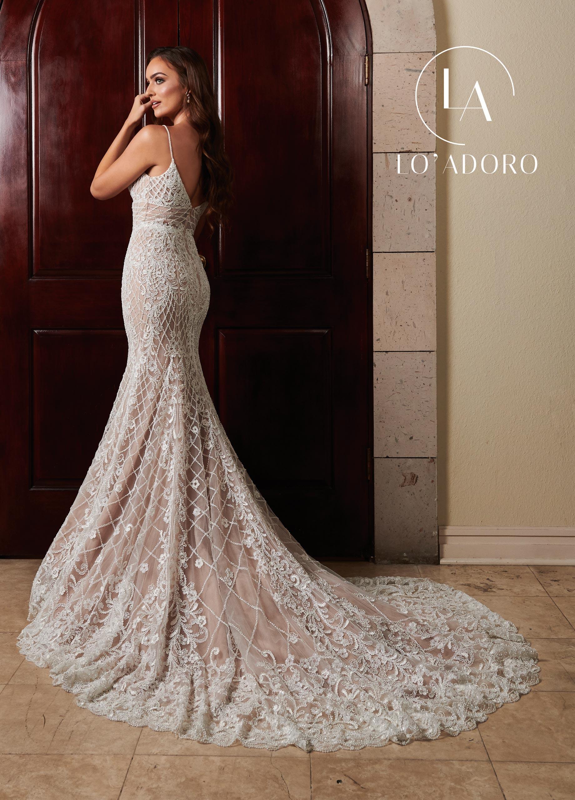 Lo Adoro Bridal Dresses | Lo' Adoro | Style - M748