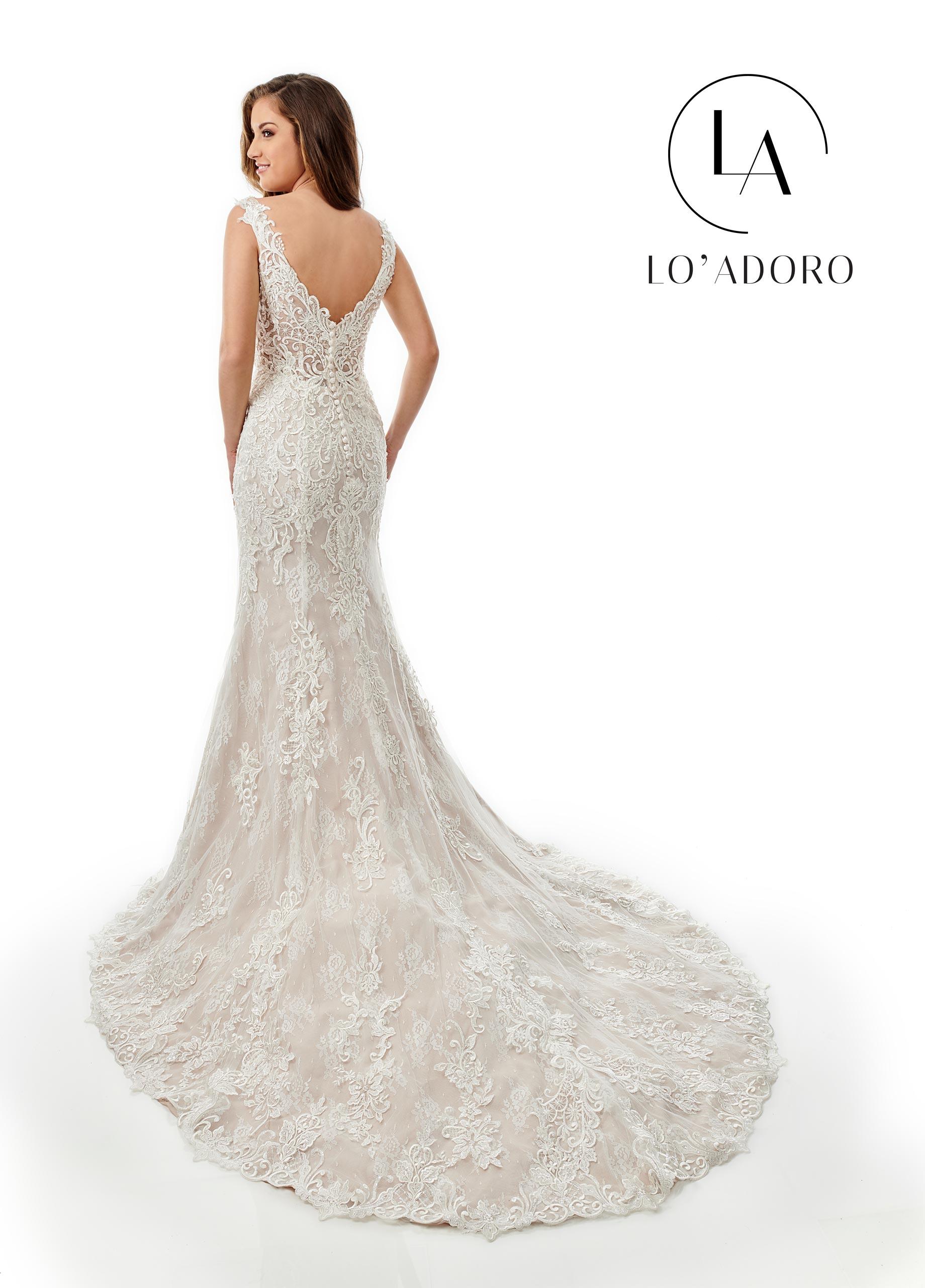 Lo Adoro Bridal Dresses   Lo' Adoro   Style - M749