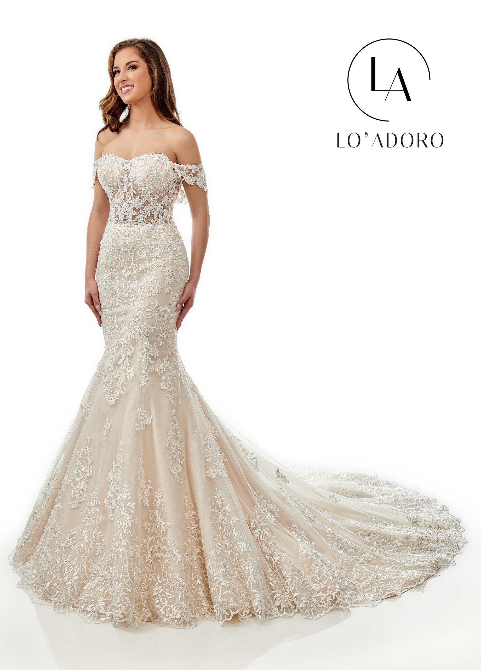 Lo Adoro Bridal Dresses | Lo' Adoro | Style - M751