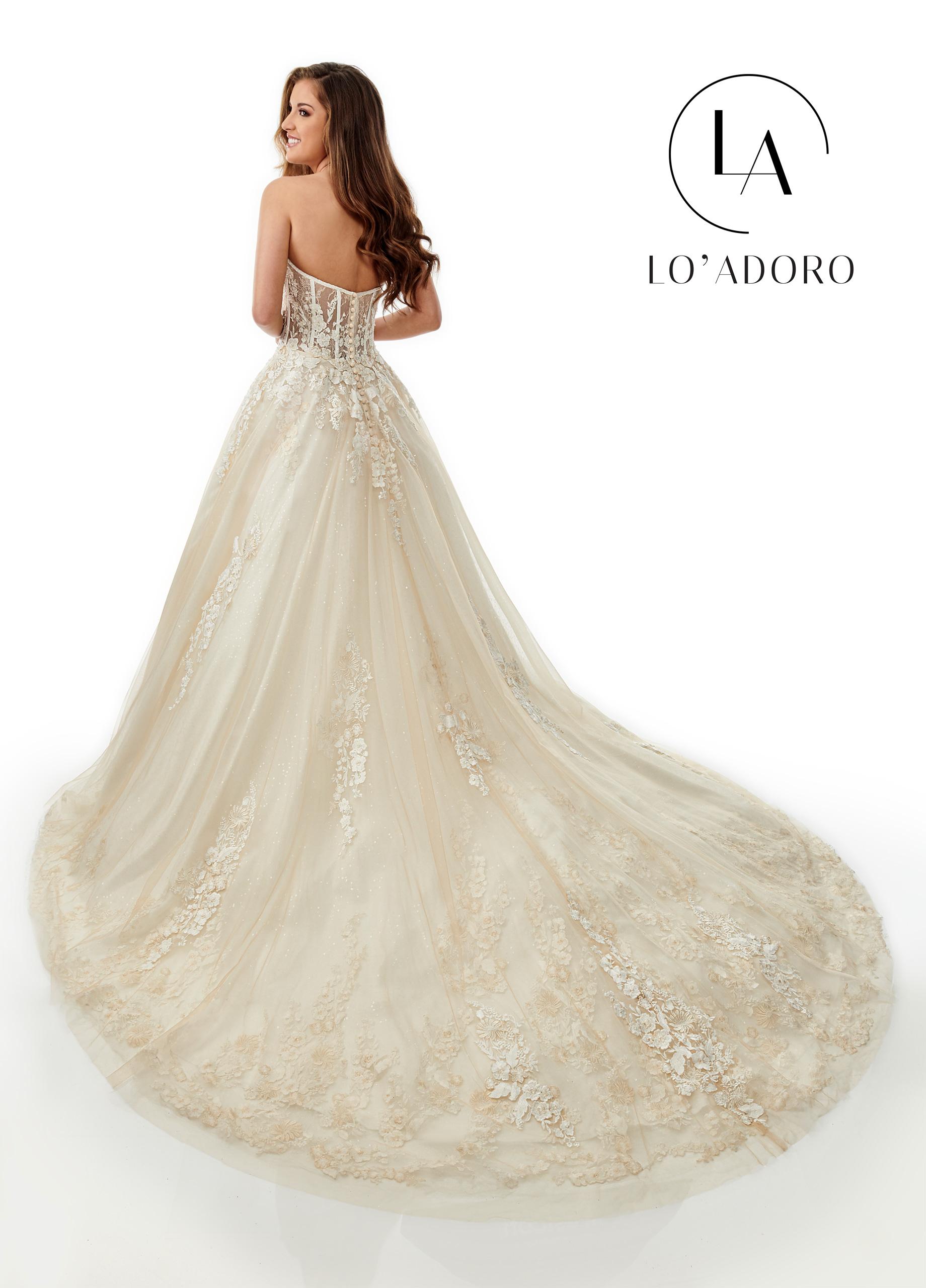 Lo Adoro Bridal Dresses | Lo' Adoro | Style - M752