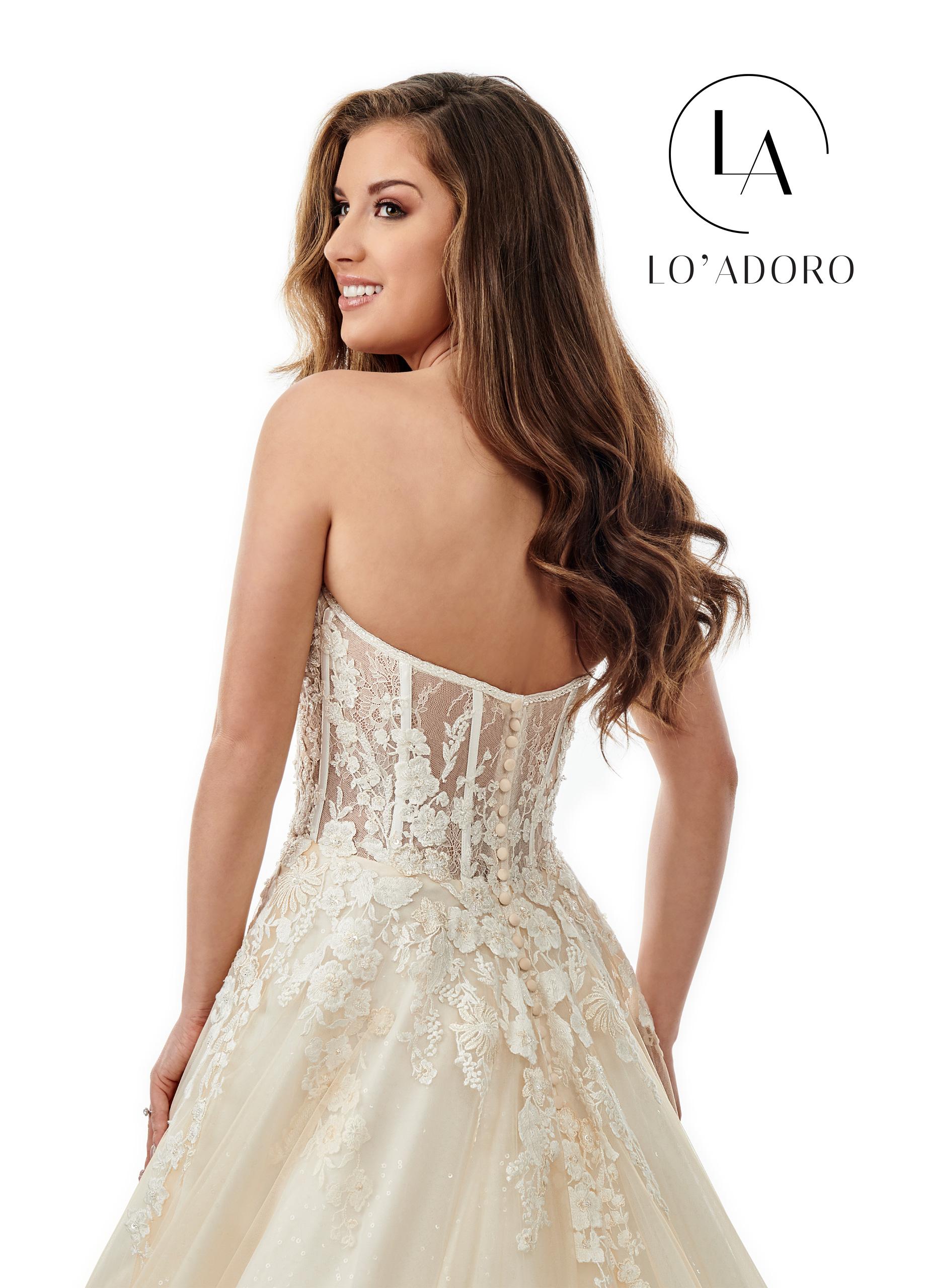 Lo Adoro Bridal Dresses   Lo' Adoro   Style - M753