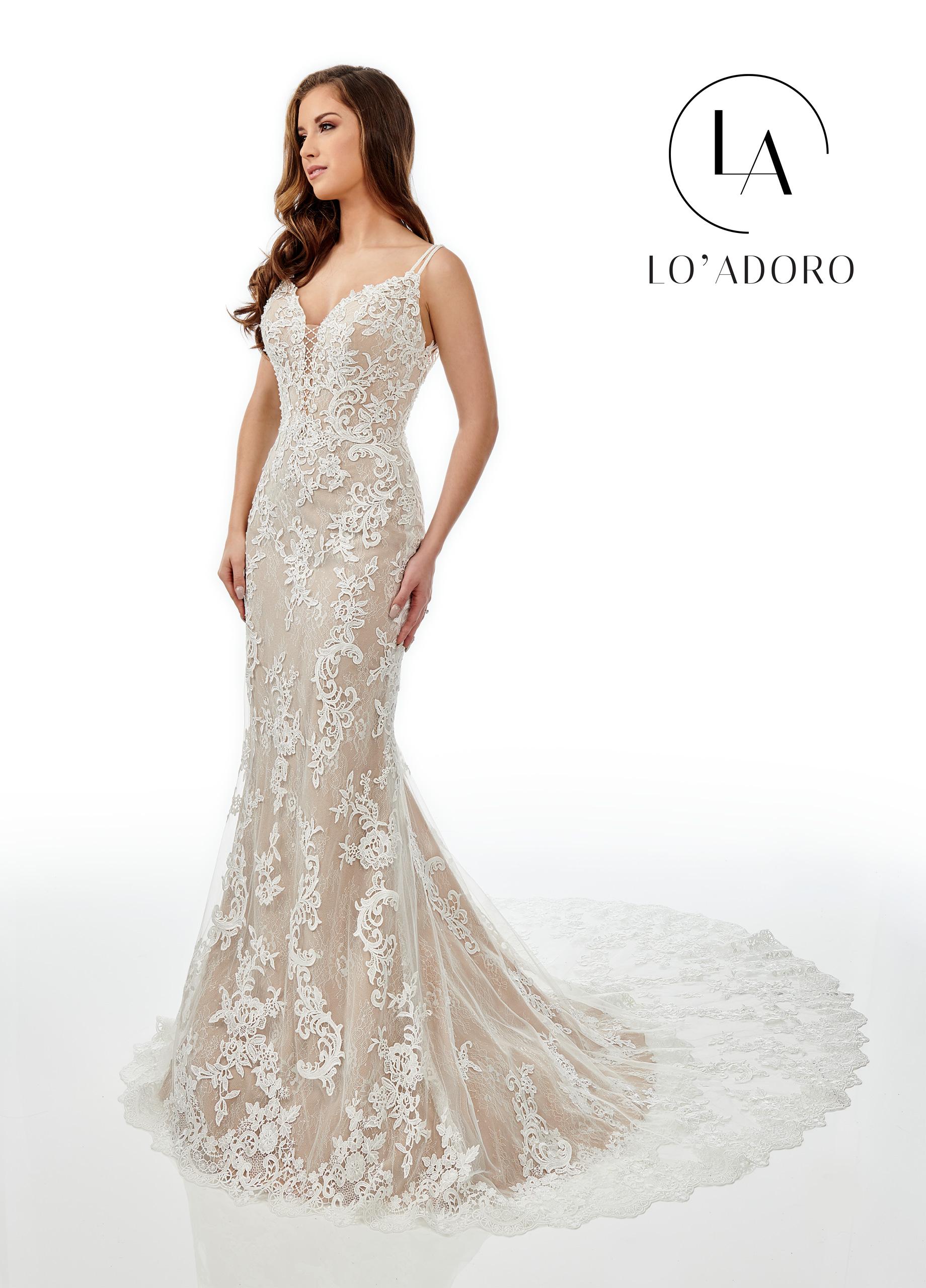 Lo Adoro Bridal Dresses   Lo' Adoro   Style - M755