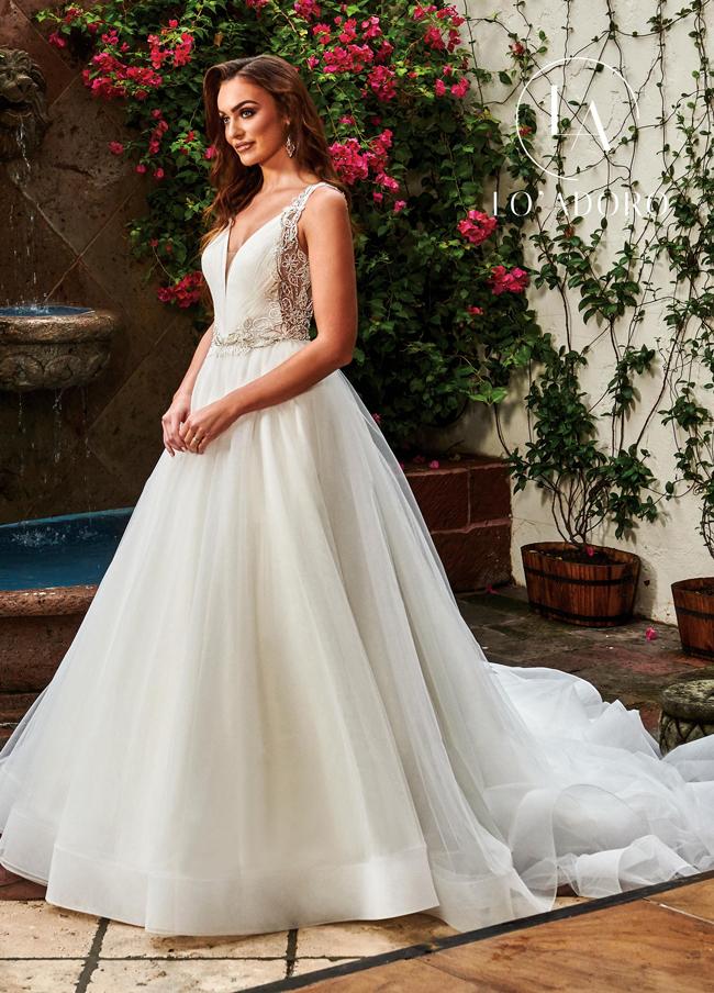 Color Lo Adoro Bridal Dresses - Style - M756