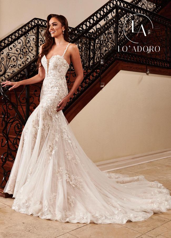 Color Lo Adoro Bridal Dresses - Style - M757