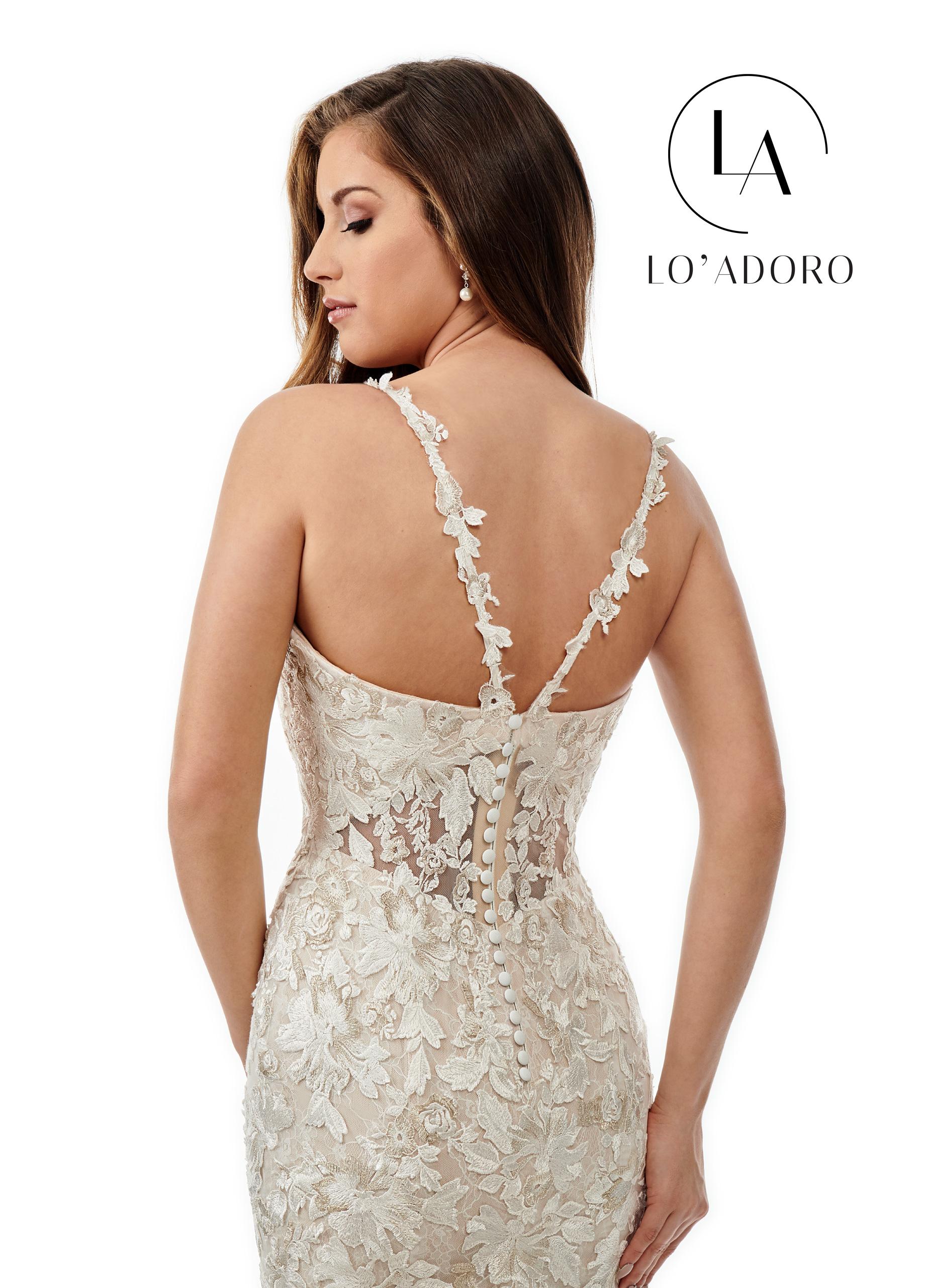 Lo Adoro Bridal Dresses   Lo' Adoro   Style - M757