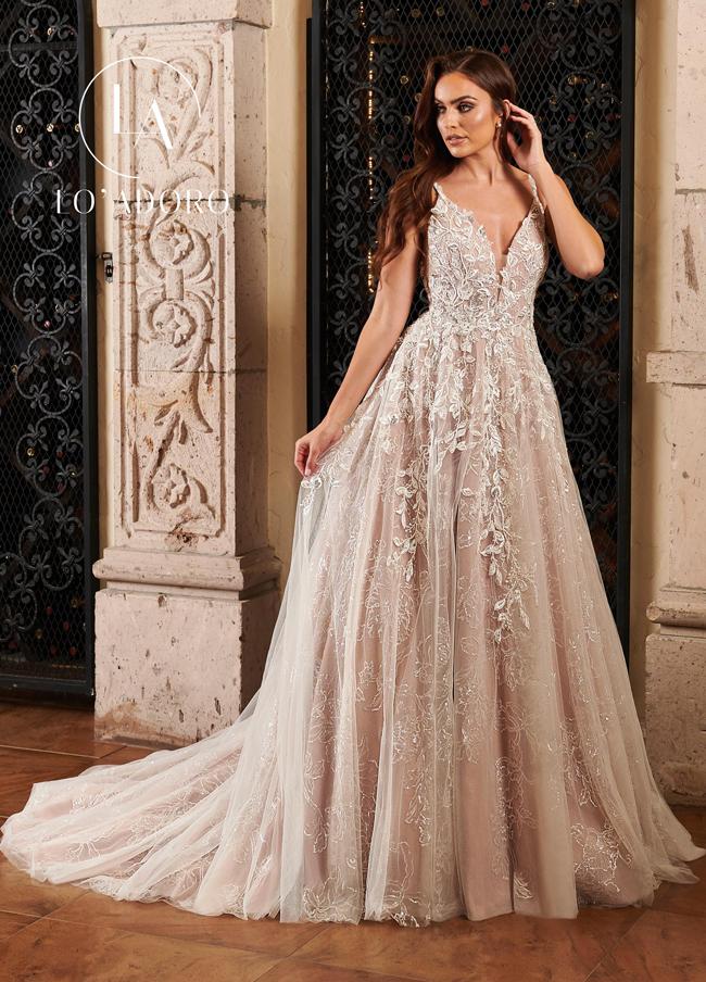 Color Lo Adoro Bridal Dresses - Style - M758