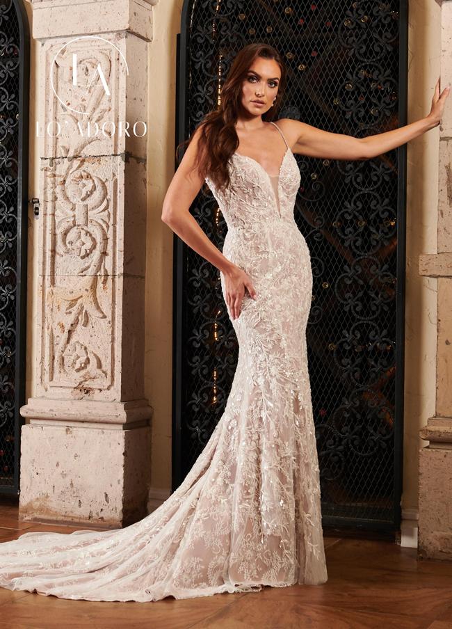 Color Lo Adoro Bridal Dresses - Style - M759