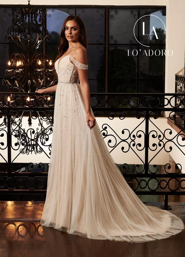 Color Lo Adoro Bridal Dresses - Style - M760