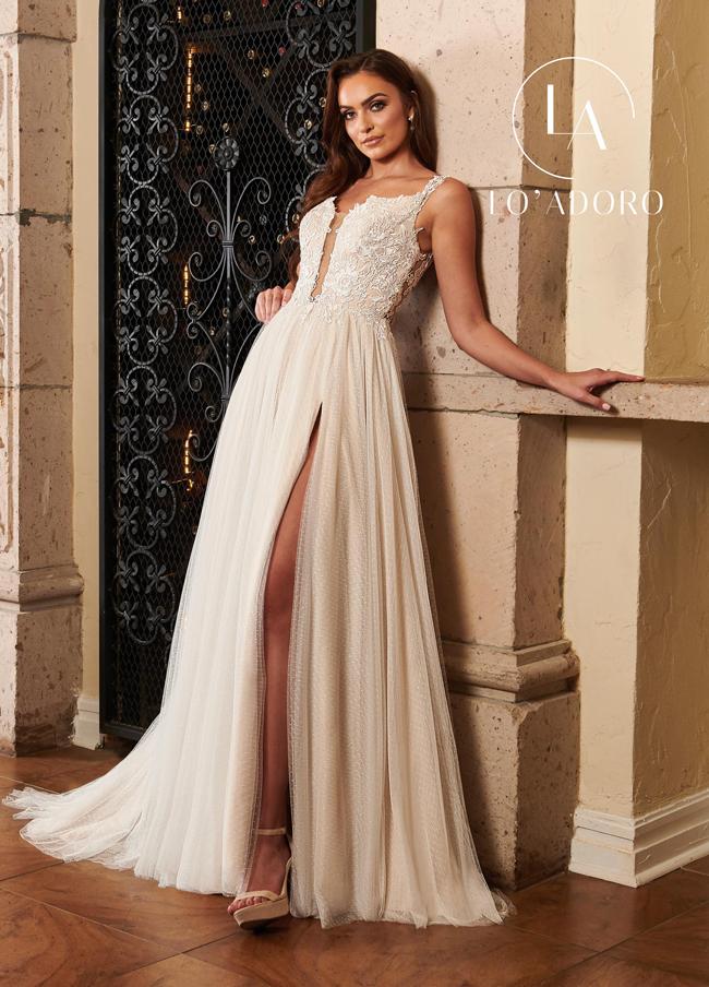 Color Lo Adoro Bridal Dresses - Style - M761