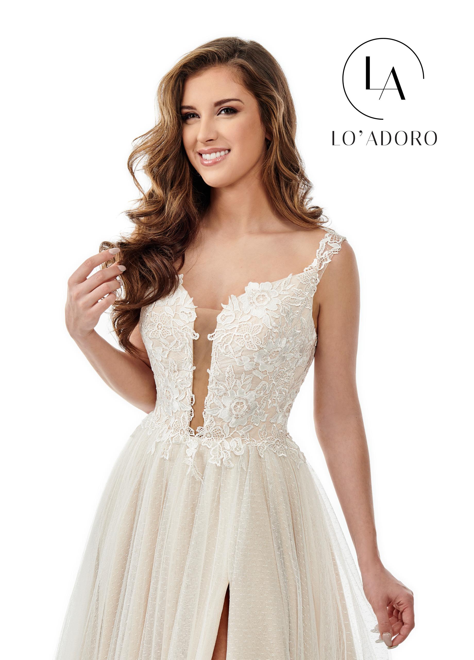 Lo Adoro Bridal Dresses   Lo' Adoro   Style - M761