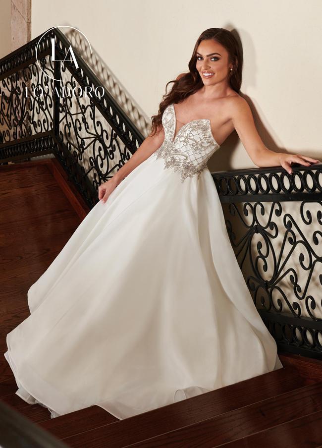 Color Lo Adoro Bridal Dresses - Style - M762