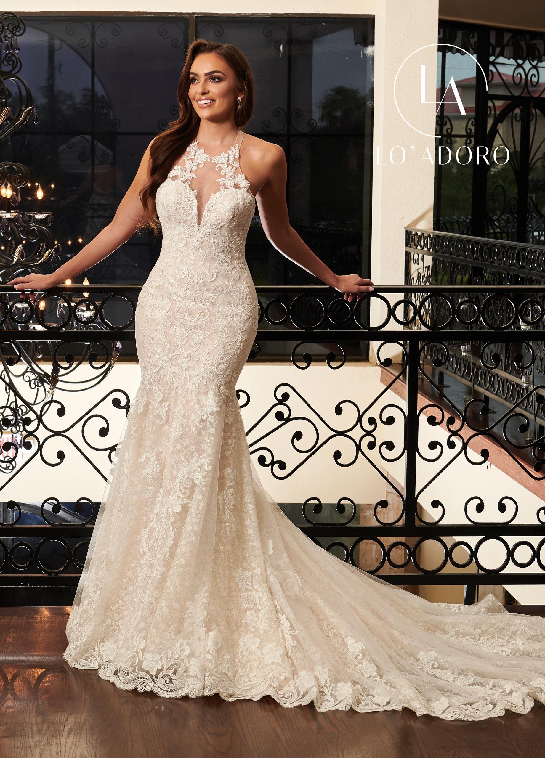 Lo Adoro Bridal Dresses   Lo' Adoro   Style - M763
