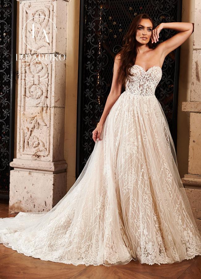Color Lo Adoro Bridal Dresses - Style - M764