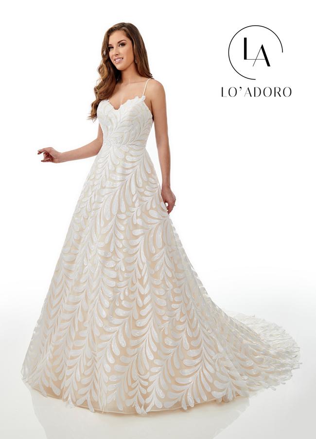 Color Lo Adoro Bridal Dresses - Style - M766