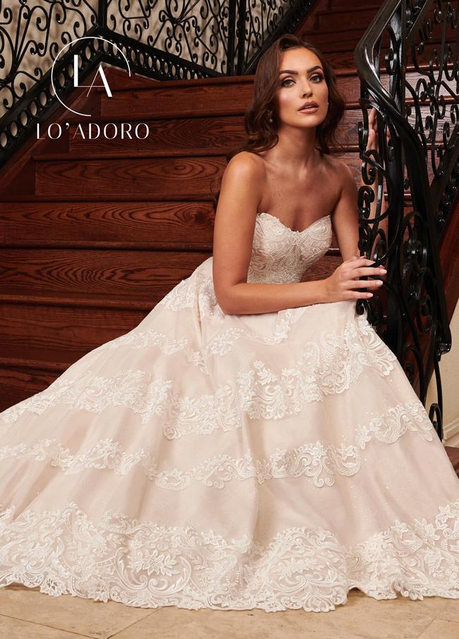 Color Lo Adoro Bridal Dresses - Style - M767