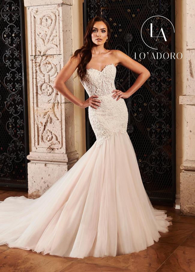 Color Lo Adoro Bridal Dresses - Style - M768