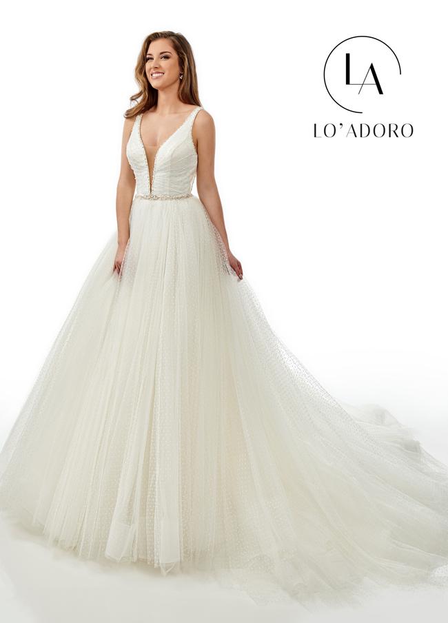 Color Lo Adoro Bridal Dresses - Style - M769