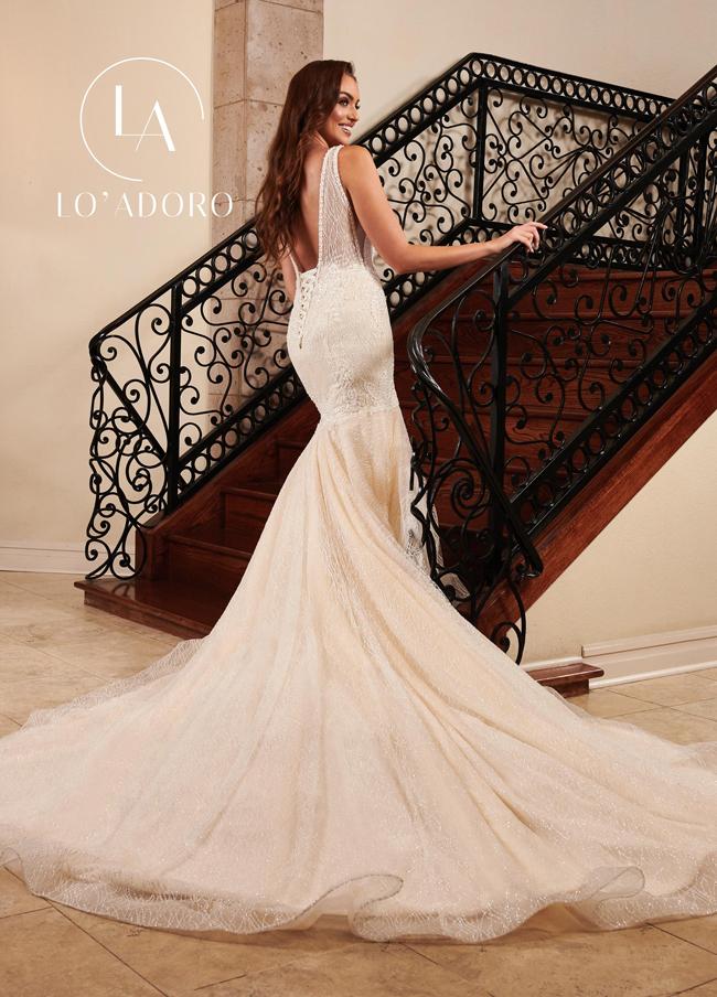 Color Lo Adoro Bridal Dresses - Style - M770