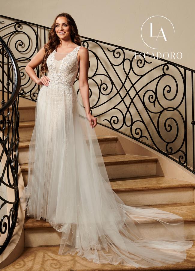 Color Lo Adoro Bridal Dresses - Style - M771