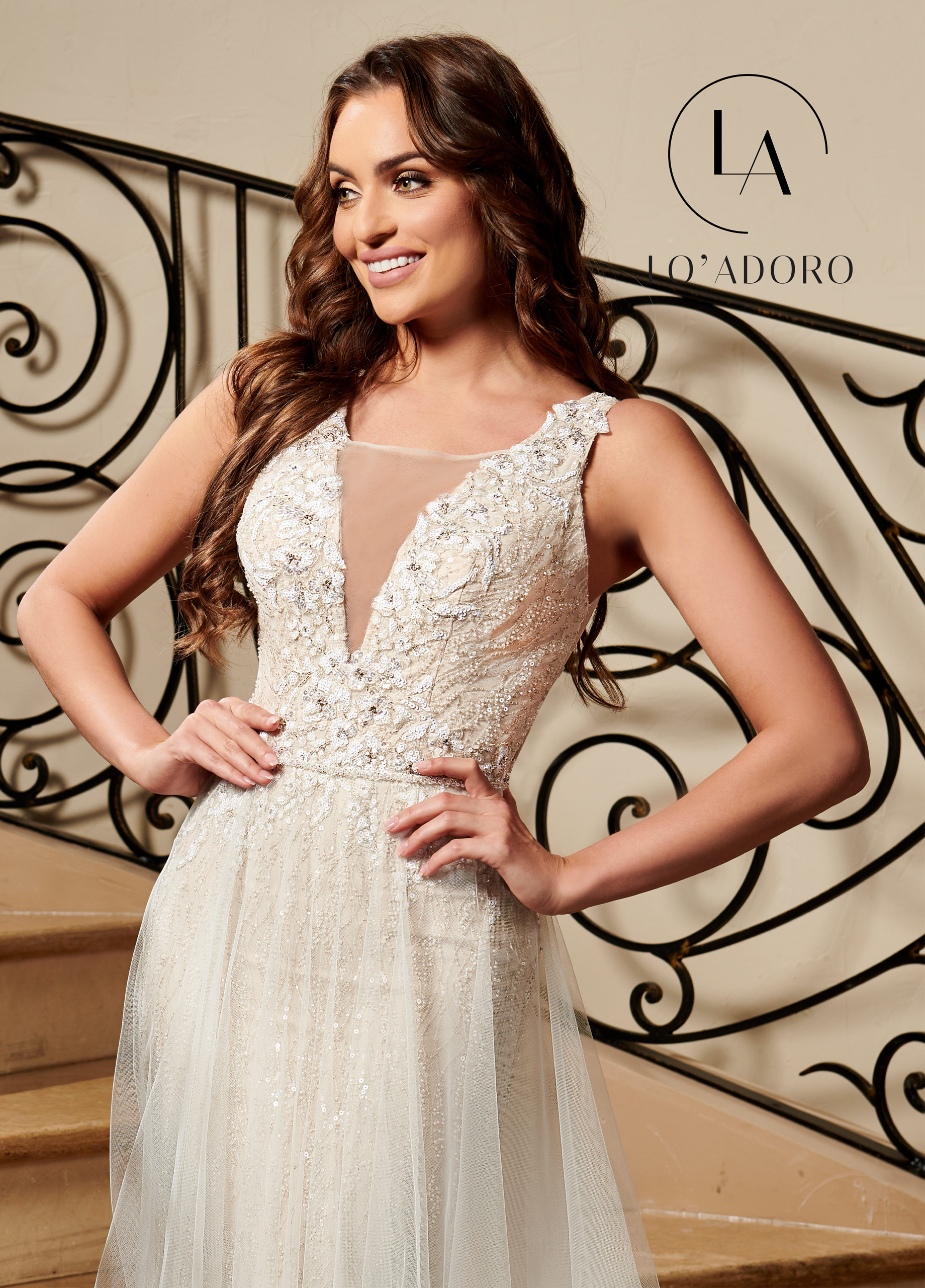 Lo Adoro Bridal Dresses | Lo' Adoro | Style - M771