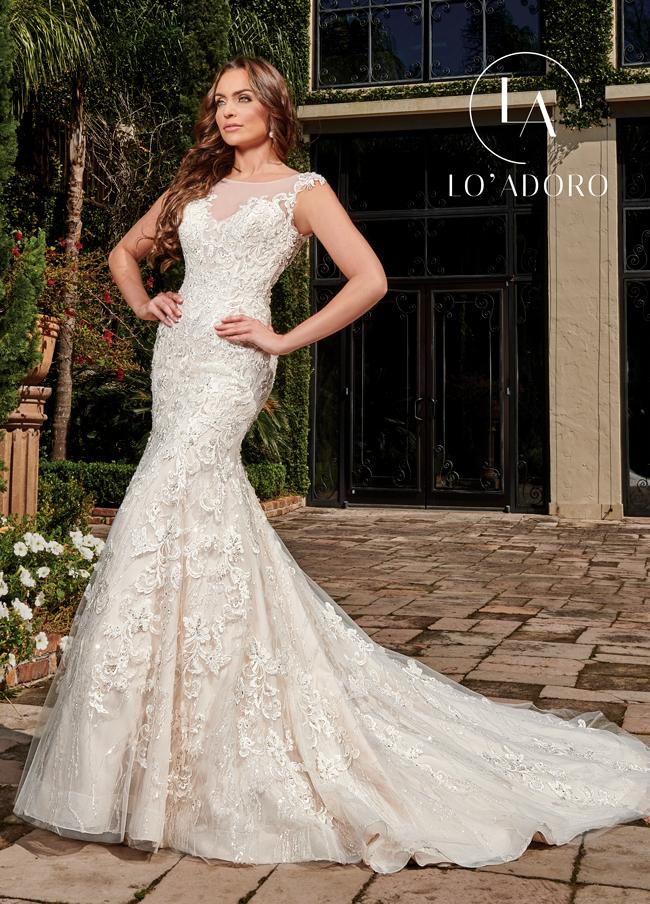 Color Lo Adoro Bridal Dresses - Style - M772