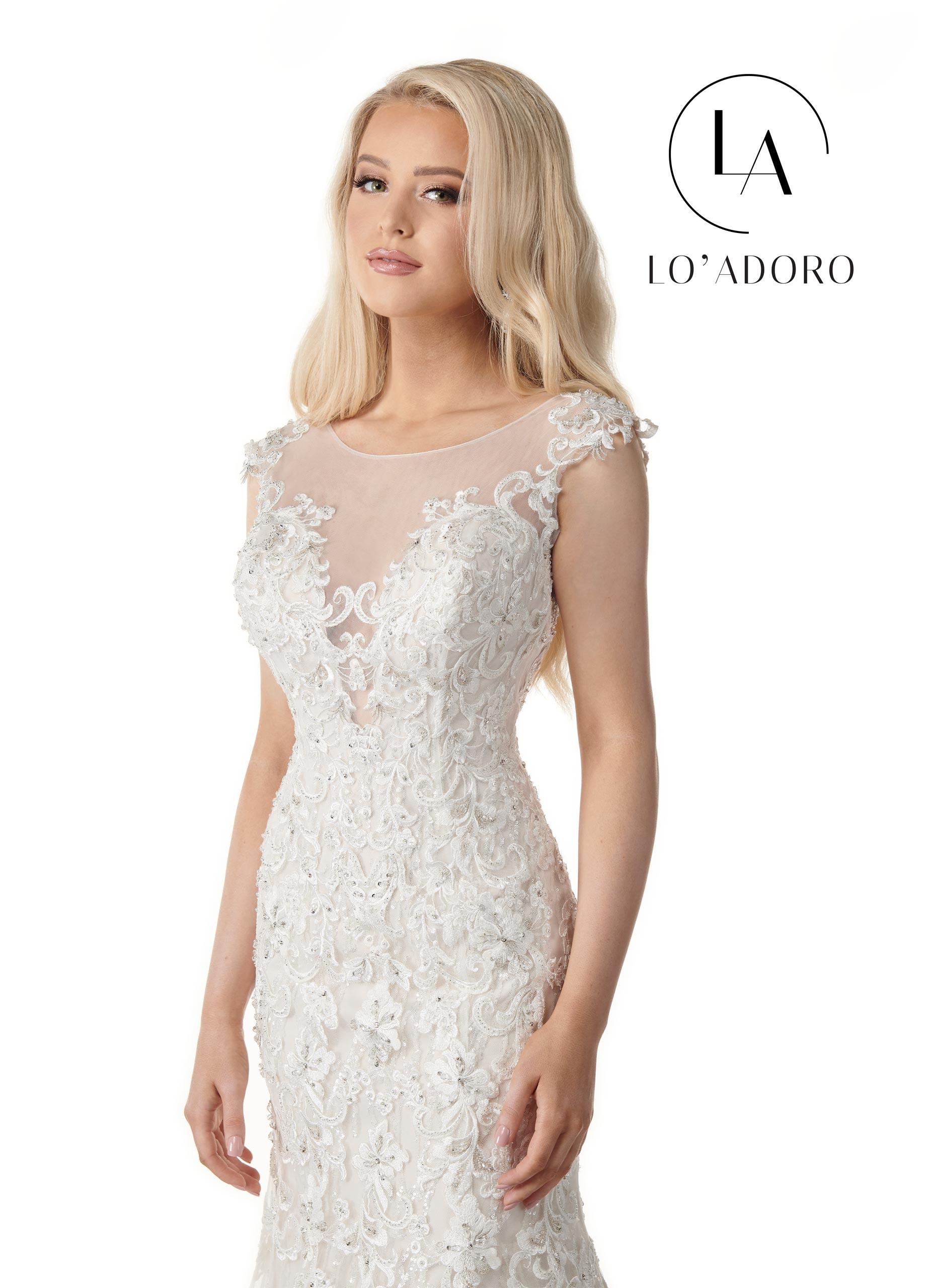 Lo Adoro Bridal Dresses | Lo' Adoro | Style - M772