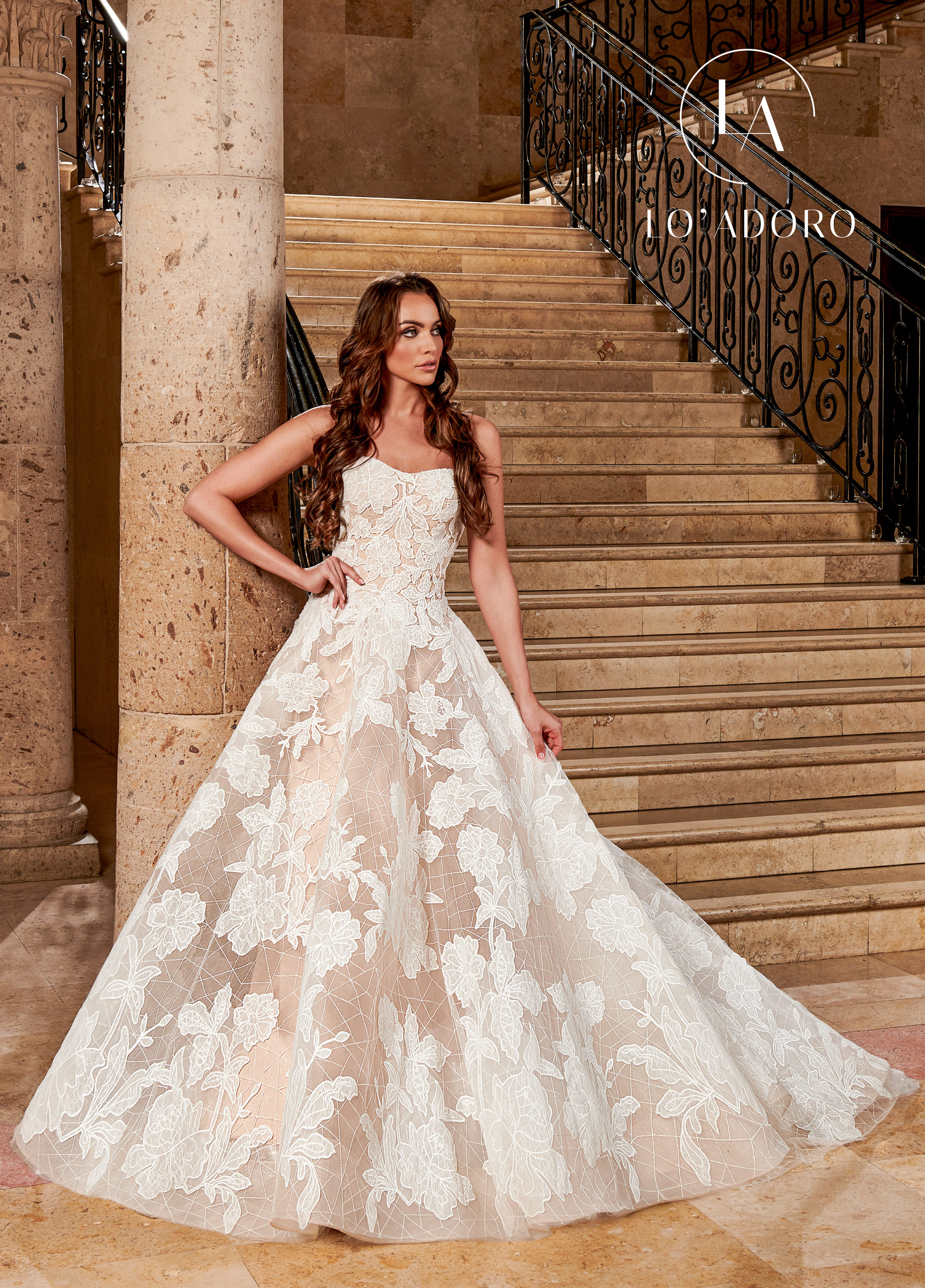 Lo Adoro Bridal Dresses | Lo' Adoro | Style - M773