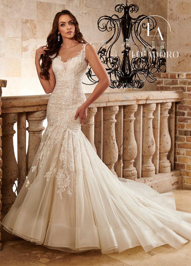 Color Lo Adoro Bridal Dresses - Style - M774