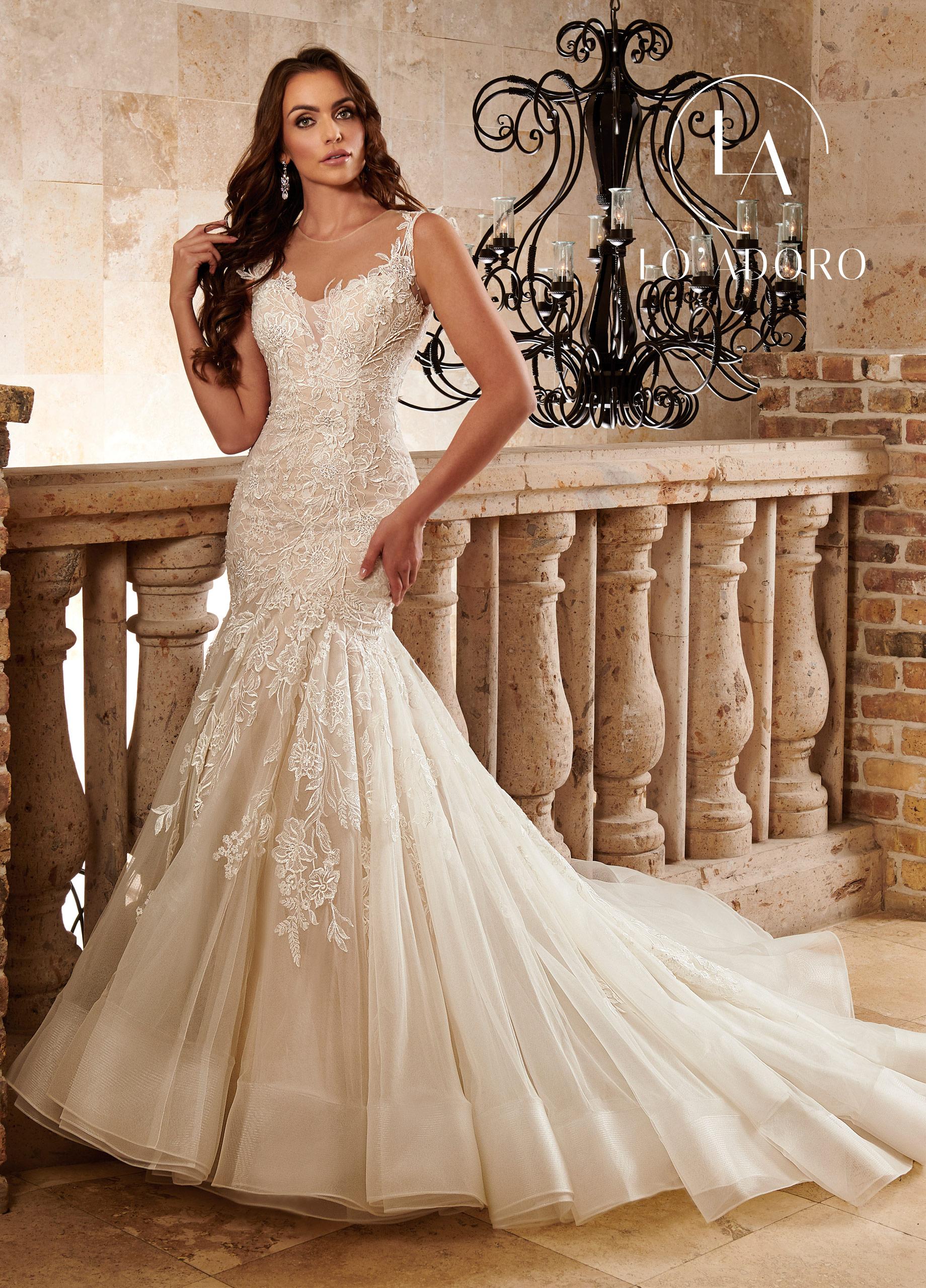 Lo Adoro Bridal Dresses | Lo' Adoro | Style - M774