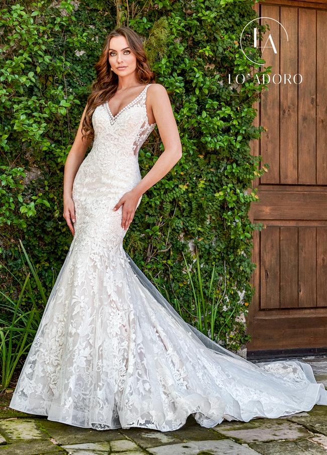 Color Lo Adoro Bridal Dresses - Style - M775