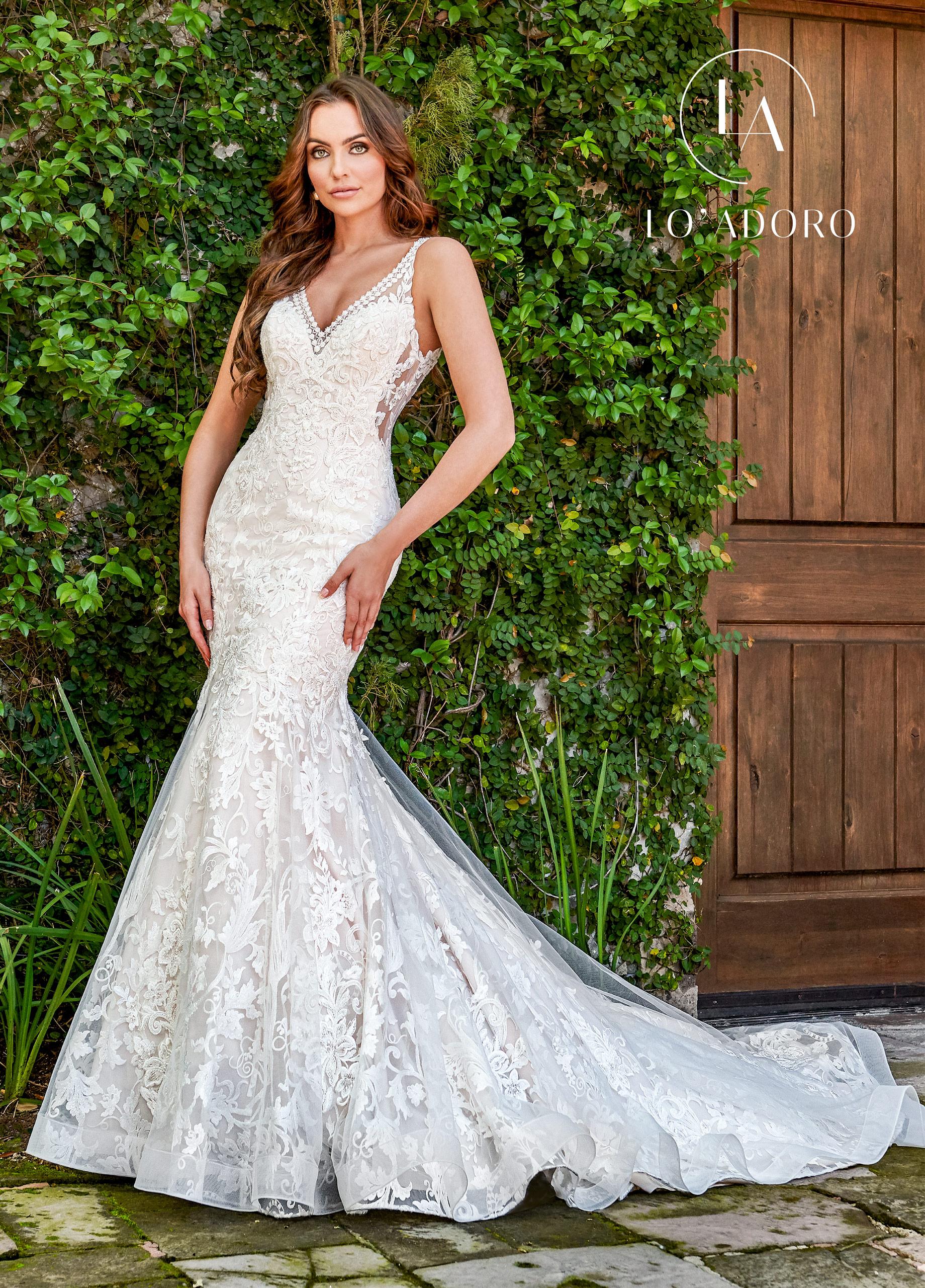 Lo Adoro Bridal Dresses | Lo' Adoro | Style - M775