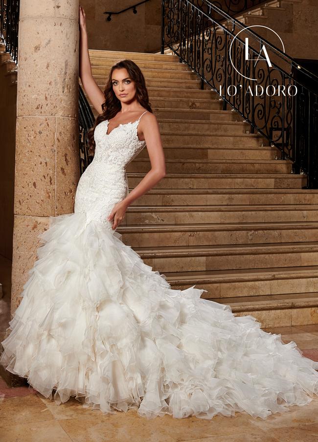 Color Lo Adoro Bridal Dresses - Style - M776