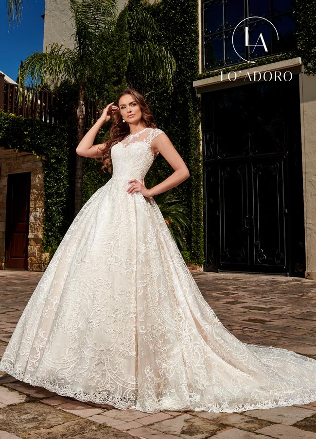 Color Lo Adoro Bridal Dresses - Style - M777
