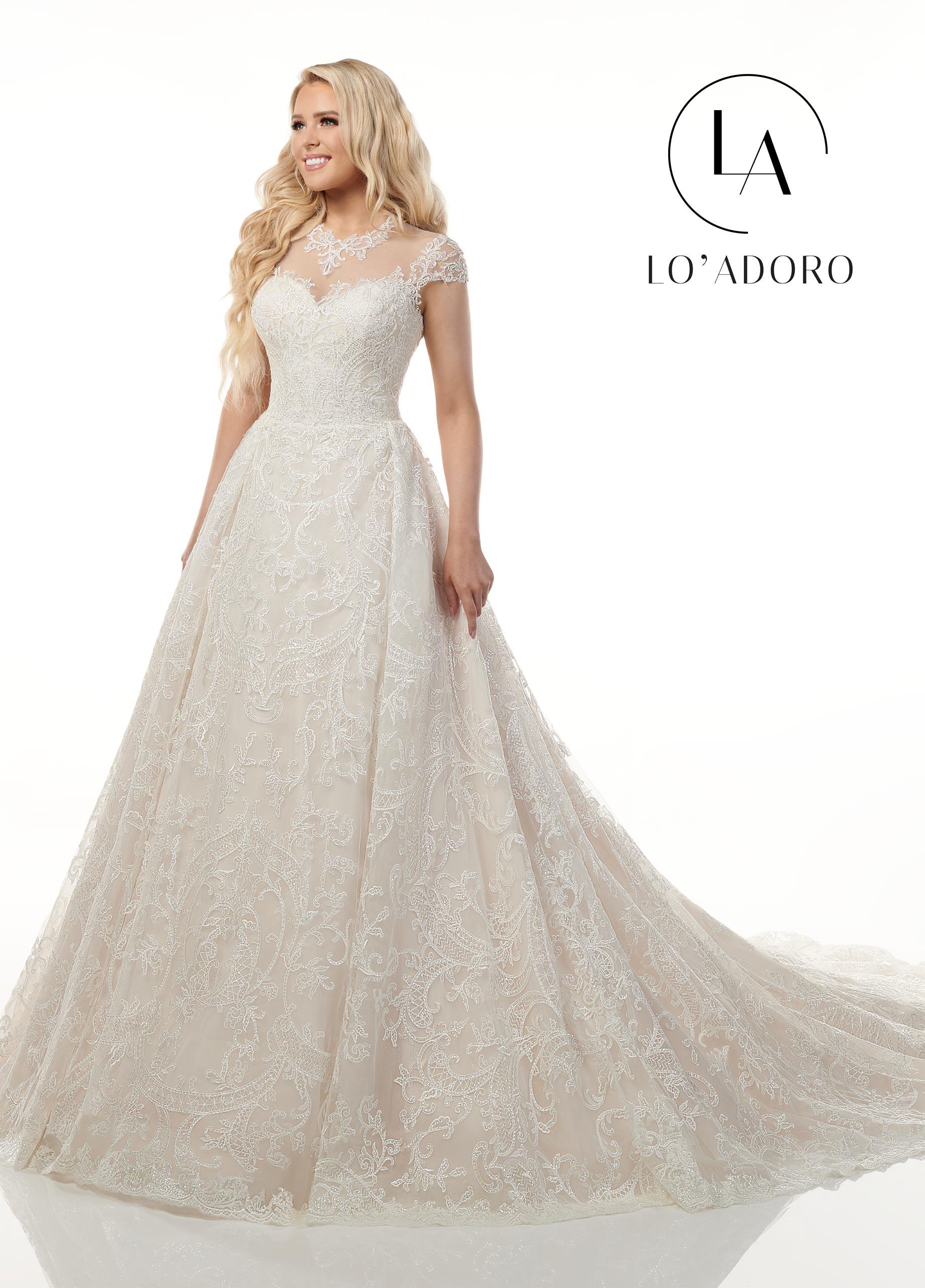 Lo Adoro Bridal Dresses | Lo' Adoro | Style - M777