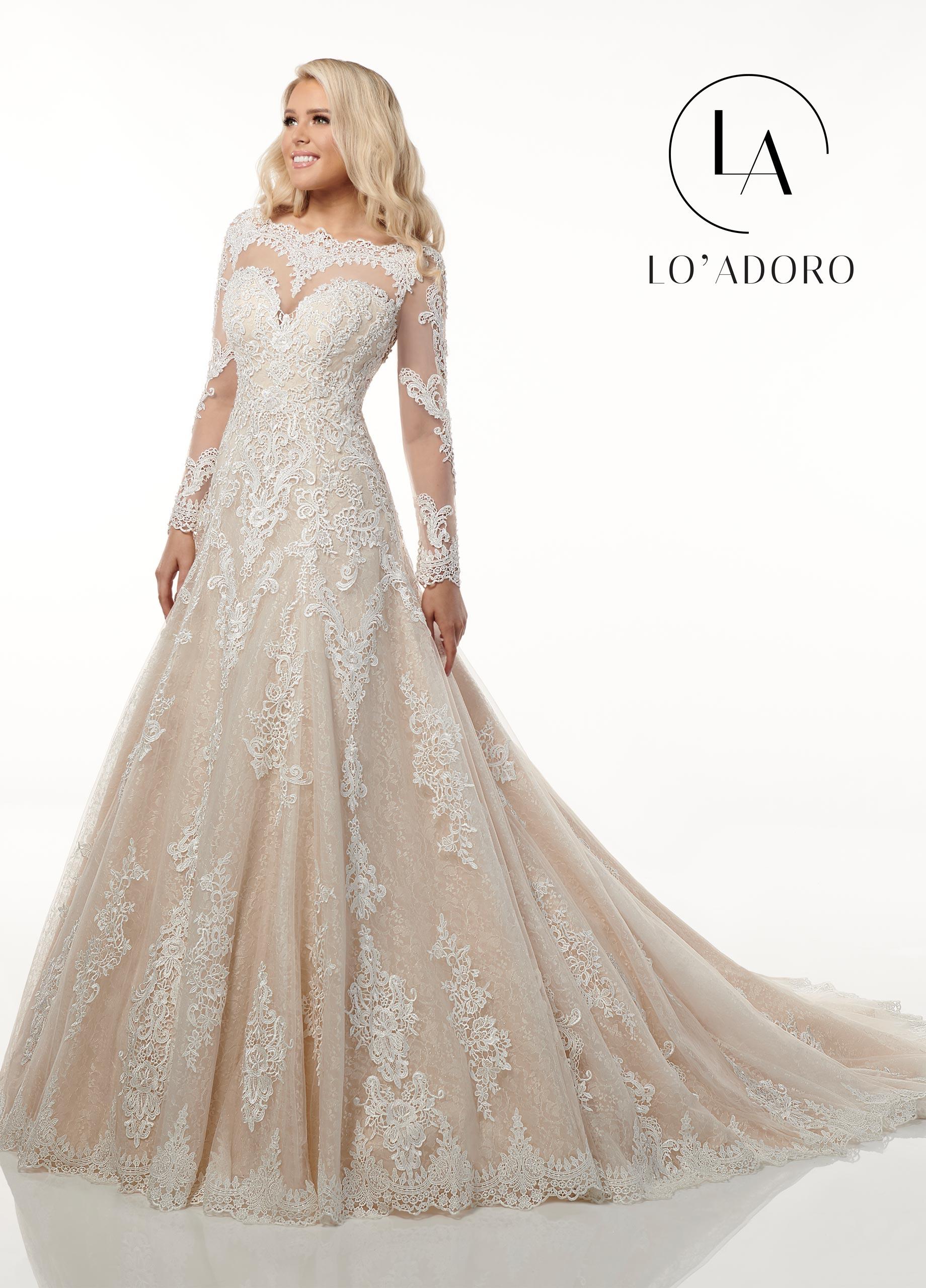 Lo Adoro Bridal Dresses | Lo' Adoro | Style - M778