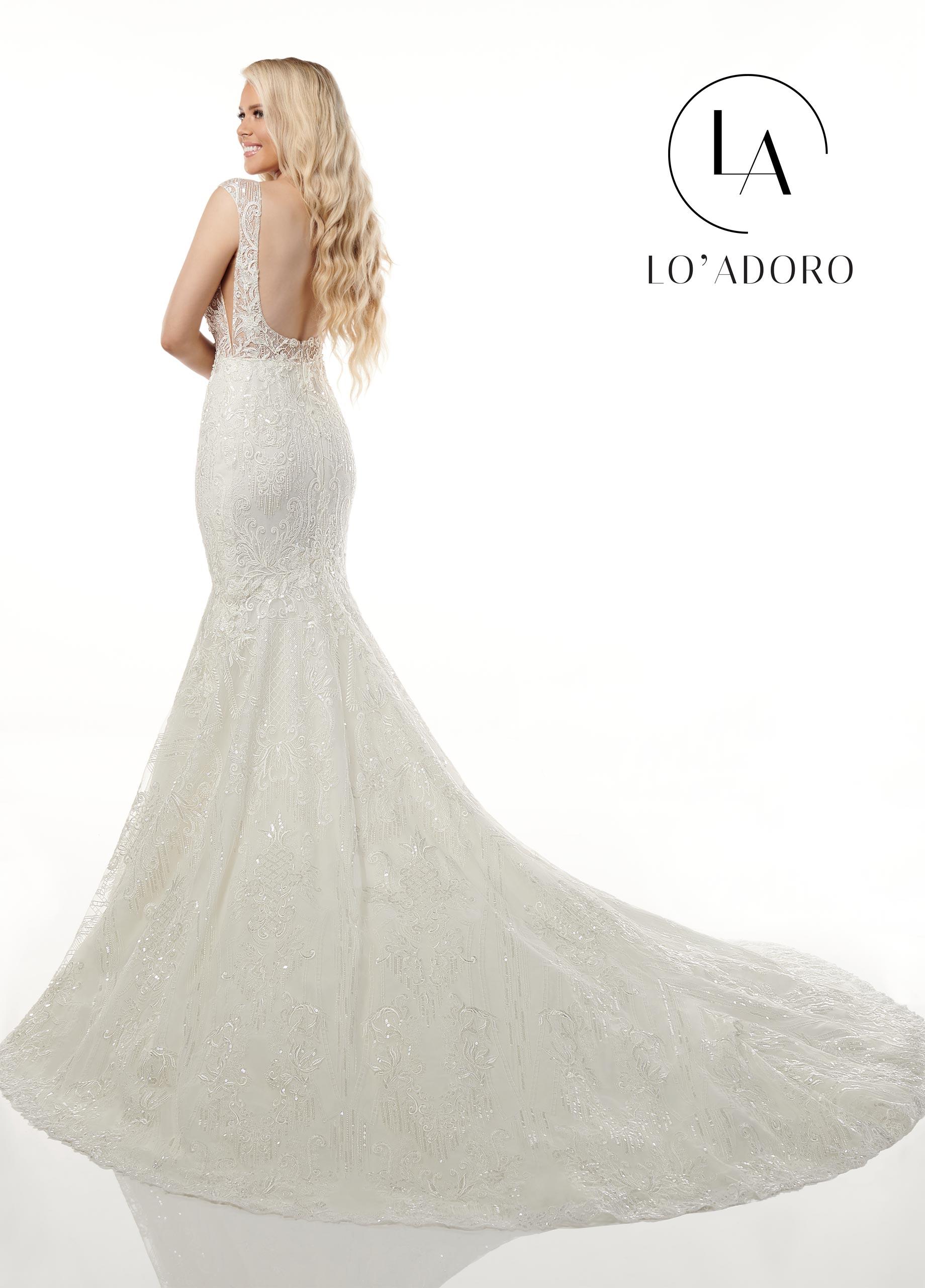 Lo Adoro Bridal Dresses | Lo' Adoro | Style - M779