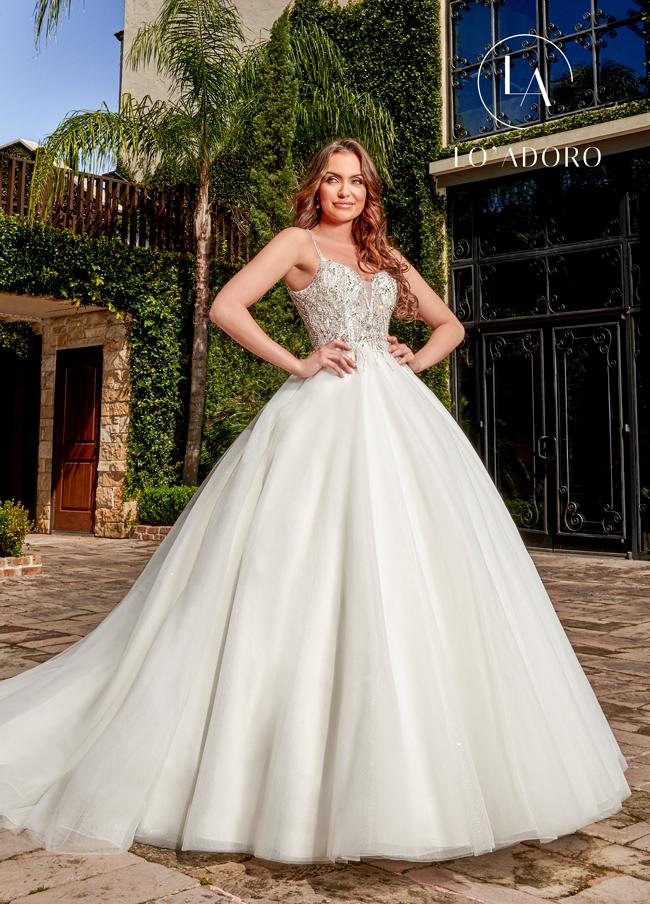 Color Lo Adoro Bridal Dresses - Style - M780