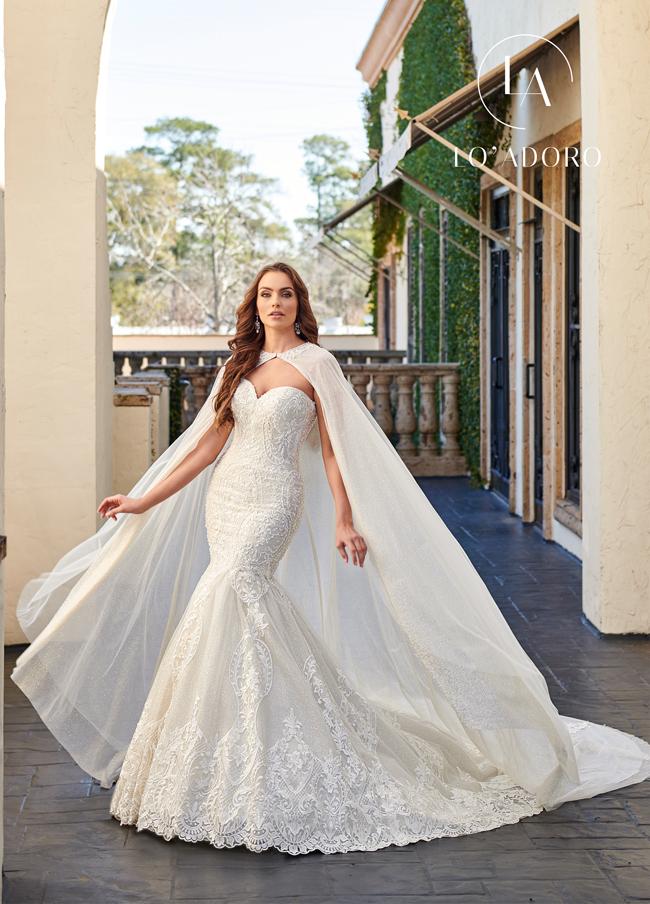 Color Lo Adoro Bridal Dresses - Style - M781