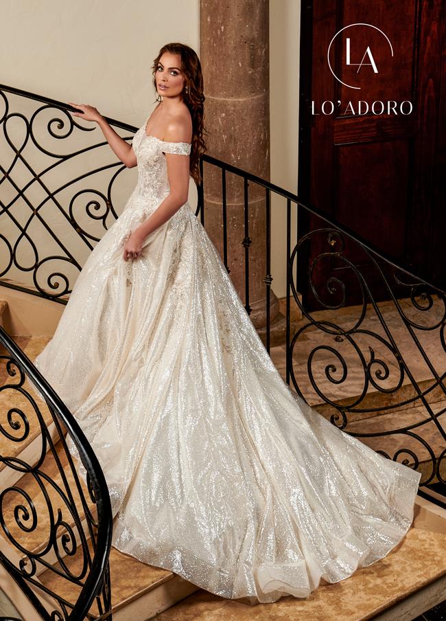 Color Lo Adoro Bridal Dresses - Style - M782