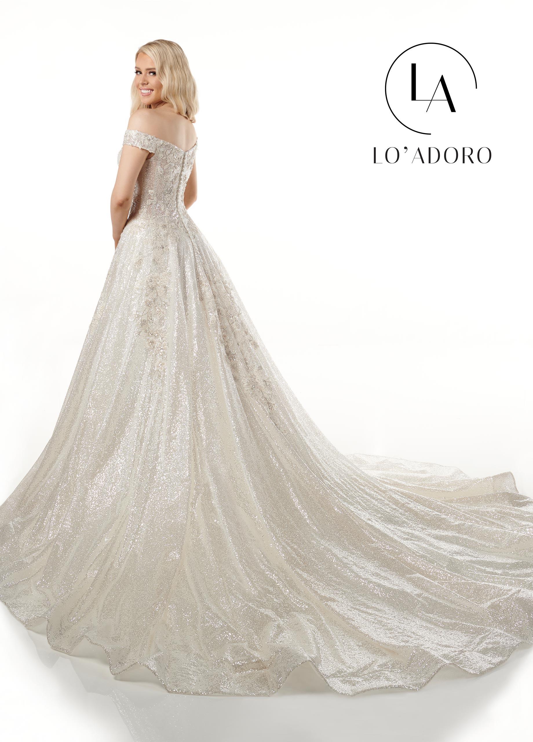 Lo Adoro Bridal Dresses | Lo' Adoro | Style - M782