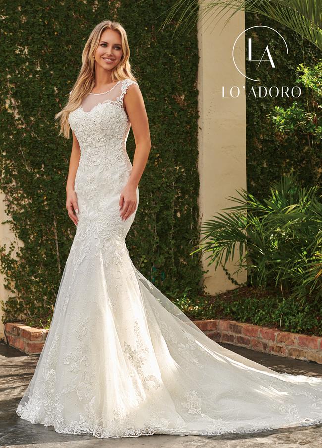 Color Lo Adoro Bridal Dresses - Style - M783