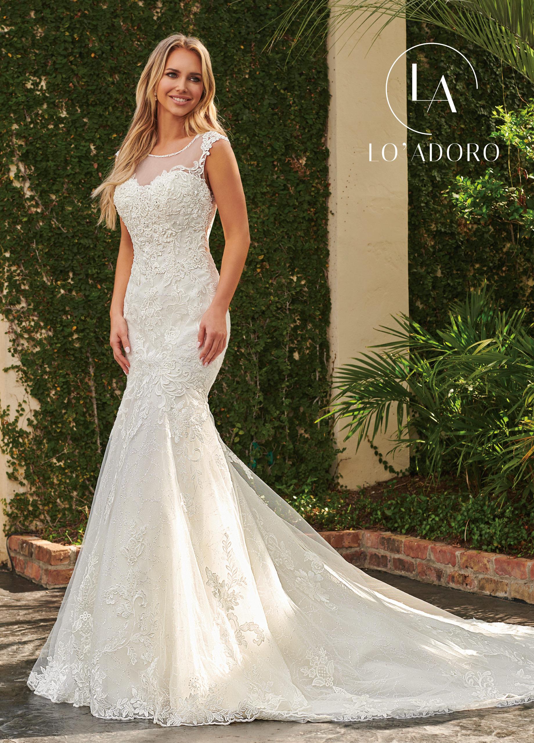 Lo Adoro Bridal Dresses | Lo' Adoro | Style - M783