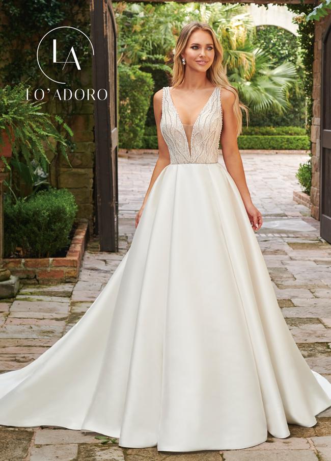 Color Lo Adoro Bridal Dresses - Style - M784